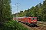 """AEG 21510 - DB Regio """"112 117-7"""" 26.05.2010 - WilhelmshagenSebastian Schrader"""