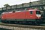 "AEG 21510 - DR ""112 117-7"" __.10.1993 - Dresden, HauptbahnhofReinhard Lehmann"