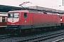 """AEG 21513 - DB """"112 164-9"""" 13.03.1994 - Berlin-LichtenbergWolfram Wätzold"""