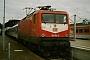 """AEG 21514 - DB AG """"112 119-3"""" 13.03.1997 - Halle (Saale)Steffen Hennig"""