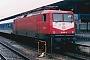 """AEG 21515 - DB """"112 165-6"""" 13.03.1994 - Berlin-LichtenbergWolfram Wätzold"""