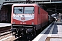 "AEG 21515 - DB AG ""112 165-6"" 21.07.1998 - Berlin, OstbahnhofErnst Lauer"