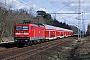 """AEG 21515 - DB Regio """"112 165-6"""" 18.03.2008 - Berlin-FriedrichshagenSebastian Schrader"""