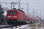 """AEG 21516 - DB Regio """"112 120-1"""" 02.01.2009 - Lübbenau (Spreewald)Hannes Müller"""
