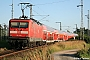 "AEG 21516 - DB Regio ""112 120-1"" 05.08.2009 - Stralsund, Abzweig SRGPaul Tabbert"