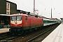 "AEG 21517 - DB AG ""112 166-4"" 12.05.1996 - Magdeburg, HauptbahnhofDieter Römhild"