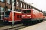 "AEG 21517 - DB R&T""112 166-4"" 06.11.1999 - DessauGerhardt Göbel"