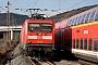 """AEG 21517 - DB Regio """"112 166"""" 20.01.2010 - Schwerte (Ruhr)-WesthofenIngmar Weidig"""