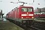 """AEG 21519 - DB Regio """"112 167-2"""" 20.02.2008 - GroßkorbethaNorbert Förster"""