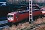 """AEG 21520 - DR """"112 122-7"""" 13.02.1994 - Berlin-LichtenbergWolfram Wätzold"""