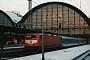 """AEG 21520 - DB AG """"112 122-7"""" 14.01.1997 - Frankfurt (Main), HauptbahnhofDieter Römhild"""