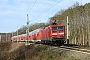 "AEG 21520 - DB Regio ""112 122-7"" 10.01.2008 - Blankenberg (Meckl)Andreas Görs"