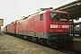 """AEG 21521 - DB Regio """"112 168-0"""" 20.02.2008 - DessauNorbert Förster"""