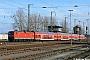 """AEG 21524 - DB Regio """"112 124-3"""" 05.04.2009 - StralsundAndreas Görs"""