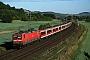 """AEG 21525 - DB Regio """"112 170-6"""" 30.08.2008 - Karlstadt-GambachKonstantin Koch"""