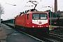 """AEG 21526 - DB AG """"112 125-0"""" 04.02.1999 - Bad NauheimWolfram Wätzold"""