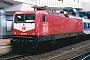 """AEG 21528 - DB AG """"112 126-8"""" 20.09.1994 - Kassel-WilhelmshöheWolfram Wätzold"""