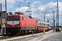 """AEG 21530 - DB AG """"112 127-6"""" 23.06.1994 - Berlin-GrunewaldIngmar Weidig"""