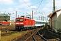 """AEG 21530 - DB R&T """"112 127-6"""" 09.08.2000 - Leipzig, HauptbahnhofDaniel Berg"""