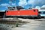 "AEG 21533 - DB R&T ""112 174-8"" 22.06.2001 - Rostock, HauptbahnhofErnst Lauer"