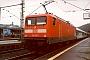 "AEG 21534 - DB R&T""112 129-2"" 07.02.2001 - DillenburgWolfram Wätzold"