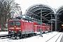 "AEG 21539 - DB Regio ""112 177-1"" 31.01.2010 - Kiel, HauptbahnhofTomke Scheel"