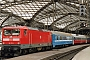 "AEG 21539 - DB R&T ""112 177-1"" 13.04.2001 - Köln, HauptbahnhofLeon Schrijvers"