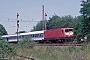 """AEG 21540 - DB AG """"112 132-6"""" 10.06.1997 - Schwerte (Ruhr), Abzweig HeideIngmar Weidig"""