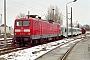 """AEG 21541 - DB R&T """"112 178-9"""" 25.03.2001 - Rostock, BetriebswerkHeiko Müller"""