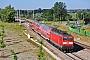 "AEG 21544 - DB Regio ""112 134"" 02.08.2013 - Warnemünde, WerftChristian Graetz"