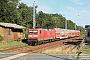 """AEG 21544 - DB Regio """"112 134"""" 21.08.2015 - Uebigau-WahrenbrückHarald Neumann"""