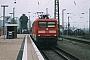 """AEG 21545 - DB R&T""""112 180-5"""" __.10.2000 - Halle (Saale), HauptbahnhofGerhardt Göbel"""