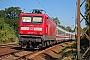 "AEG 21548 - DB Regio ""112 136-7"" 20.08.2009 - bei BelzigRudi Lautenbach"