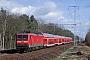 """AEG 21549 - DB Regio """"112 182-1"""" 18.03.2008 - Berlin-FriedrichshagenSebastian Schrader"""