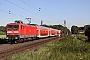 """AEG 21550 - DB Regio """"112 137"""" 06.09.2010 - Meerbusch-Ossum-BösinghovenPatrick Böttger"""