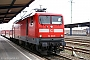 """AEG 21551 - DB Regio """"112 183-9"""" 05.03.2007 - CottbusDieter Römhild"""