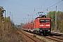 """AEG 21555 - DB Regio """"112 185-4"""" 17.04.2010 - Berlin-FriedrichshagenSebastian Schrader"""