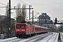 """AEG 21555 - DB Regio """"112 185-4"""" 05.01.2010 - Berlin, Hackescher MarktSebastian Schrader"""