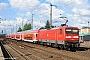 """AEG 21556 - DB Regio """"112 140-9"""" 27.07.2010 - NeumünsterDieter Römhild"""