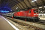 "AEG 21557 - DB Regio ""112 186-2"" (leihweise DB Fernverkehr) 05.11.2008 - Frankfurt (Main), HauptbahnhofMario Fliege"