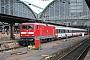 "AEG 21557 - DB Regio ""112 186-2"" (leihweise DB Fernverkehr) 07.11.2008 - Frankfurt (Main), HauptbahnhofMario Fliege"