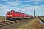 "AEG 21558 - DB Regio ""112 141-7"" 03.03.2012 - bei BorstelJens Vollertsen"