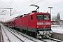 """AEG 21559 - DB Regio """"112 187-0"""" 10.12.2010 - Burg (bei Magdeburg)Rolf Kötteritzsch"""