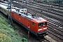 """AEG 21562 - DB R&T """"112 143-3"""" 16.04.2000 - Mannheim, HauptbahnhofErnst Lauer"""
