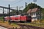 """AEG 21562 - DB Regio """"112 143"""" 25.06.2019 - Lübeck, HauptbahnhofDieter Römhild"""