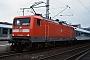 """AEG 21564 - DB R&T """"112 144-1"""" 04.03.2001 - DillenburgErnst Lauer"""