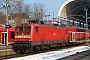 "AEG 21564 - DB Regio ""112 144"" 10.02.2018 - Kiel, HauptbahnhofTomke Scheel"