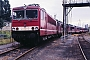 "LEW 14055 - DR ""155 001-1"" 15.08.1992 - Halle (Saale) PErnst Lauer"