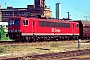 """LEW 14055 - DB Cargo """"155 001-1"""" 18.05.2002 - Dresden-Altstadt, BetriebswerkKlaus Hentschel"""