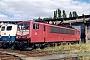"LEW 14764 - DB Cargo ""155 004-5"" 13.07.2003 - Leipzig-Engelsdorf, BetriebswerkOliver Wadewitz"